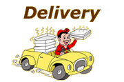 Delivery all day every day!